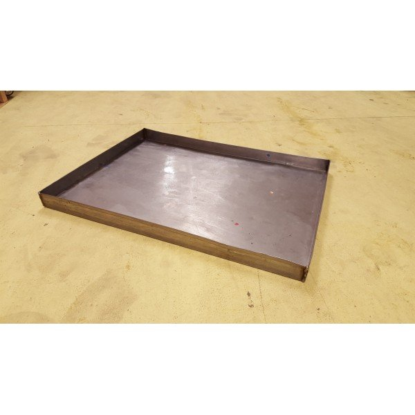 Rates are relative to stainless steel tray TK5979  Plates